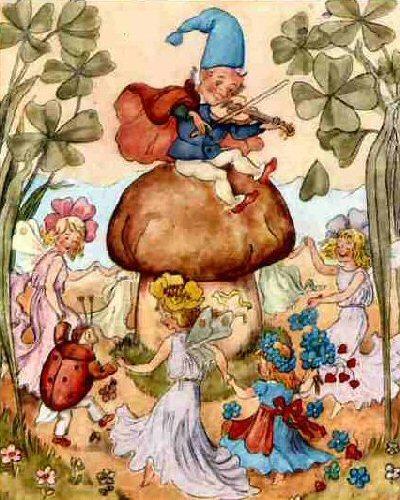 mushroom_gnome_violin_fairies_dancing_un